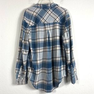Urban Outfitters Tops - Urban Outfitters BDG Frankie Boyfriend Flannel XS